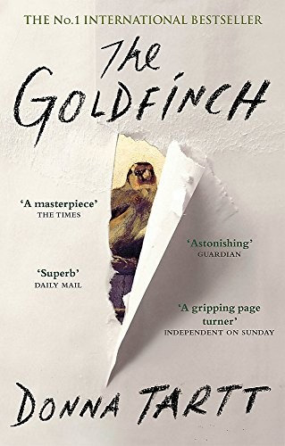 Donna Tartt—The Goldfinch
