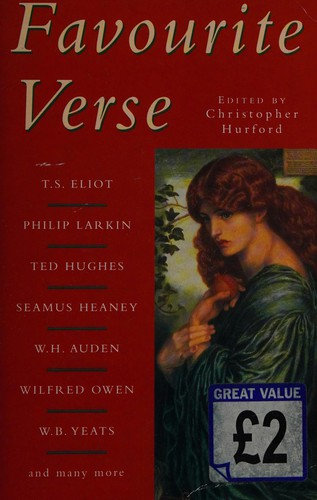 Christopher Hurford—Favourite verse