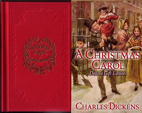 Charles Dickens—A Christmas Carol - In Prose, being a Ghost Story of Christmas
