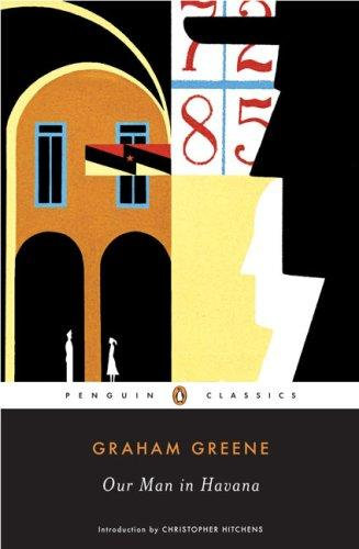 Graham Greene, Folio Society (London, England), St. Edmondsbury Press—Our Man I