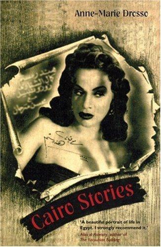 Elma Anne-Marie Drosso—Cairo Stories