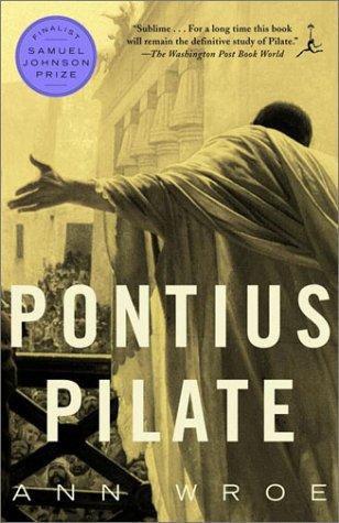 Ann Wroe—Pontius Pilate