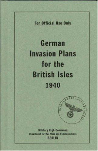 Germany. Heer. Abteilung für Kriegskarten- und Vermessungswesen—German Invasion