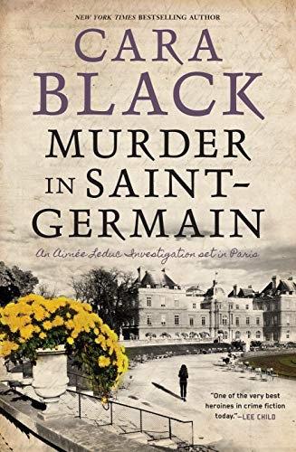 Cara Black—Murder in Saint-Germain