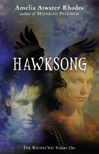Amelia Atwater-Rhodes—Hawksong