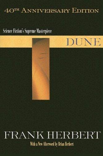 Frank Herbert—Dune