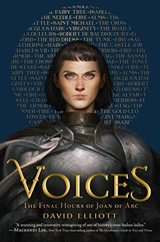 David Elliott—Voices - The Final Hours Of Joan Of Arc