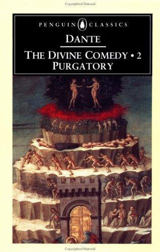 Dante Alighieri—The Comedy Of Dante Alighieri, The Florentine: Purgatory