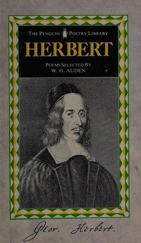 George Herbert—Herbert - Poems And Prose