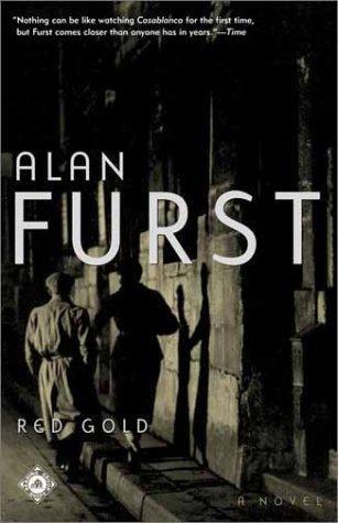 Alan Furst—Red Gold - A Novel