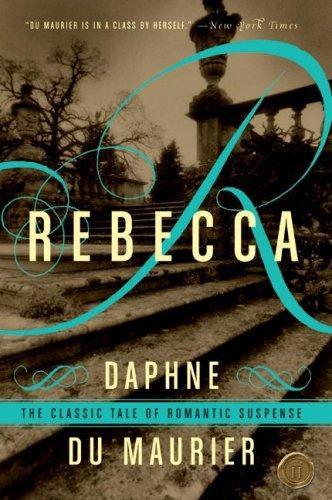 Daphne Du Maurier—Rebecca