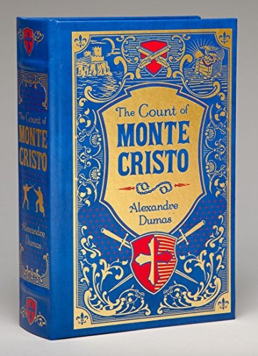Alexandre Dumas—Count of Monte Cristo, The by Alexandre Dumas Leather Bound