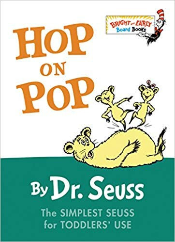 Dr. Seuss—Hop On Pop