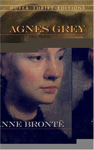 Anne Bronte—Agnes Grey
