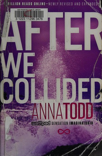 Anna Todd—After We Collided