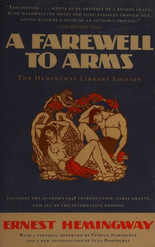Ernest Hemingway—A Farewell To Arms - The Hemingway Library Edition