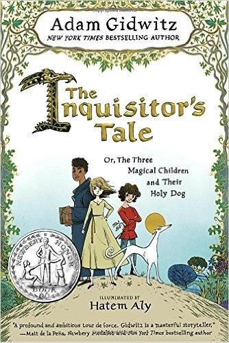 Adam Gidwitz—The Inquisitor's Tale
