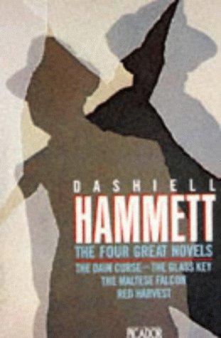 Dashiell Hammett—Four Great Novels, the (Picador Books)