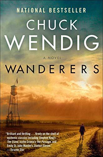 Chuck Wendig—Wanderers - A Novel