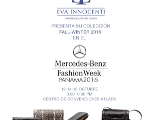 Eva Innocenti in Fashion Week Panama