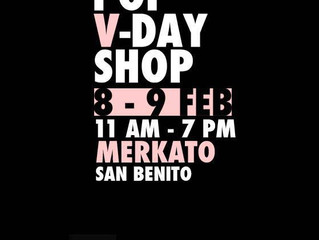 Pop-Valentines Shop at Merkato