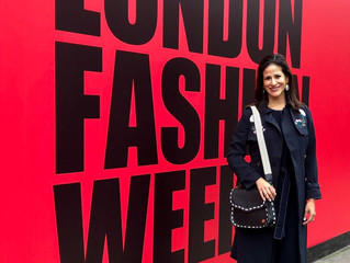 Eva Innocenti in London Fashion Week 2019!