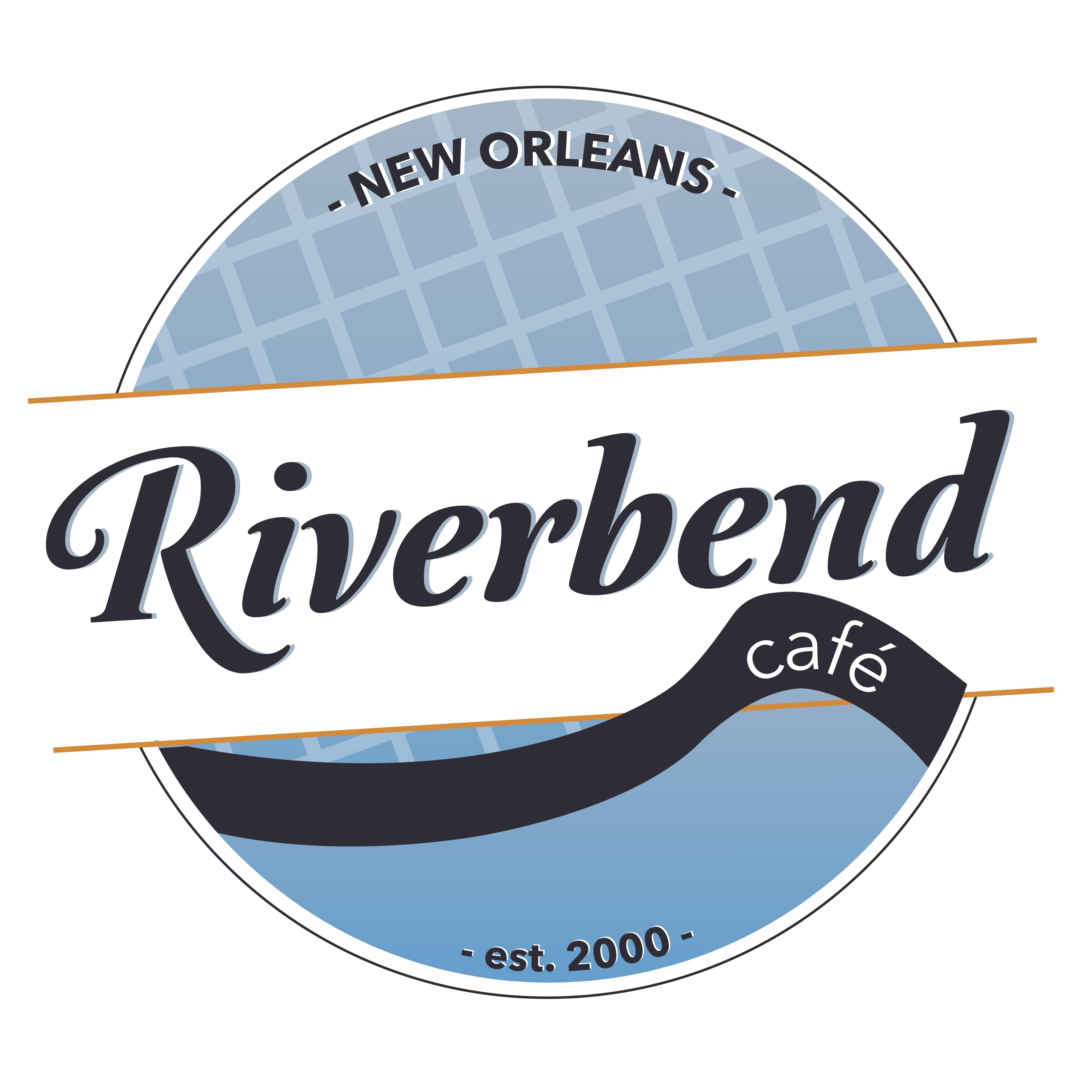 Riverbend café logo