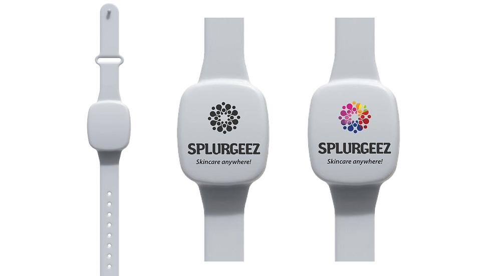 Splurgeez Wristband (bulk) Min .3