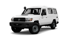 Safari Landcruiser