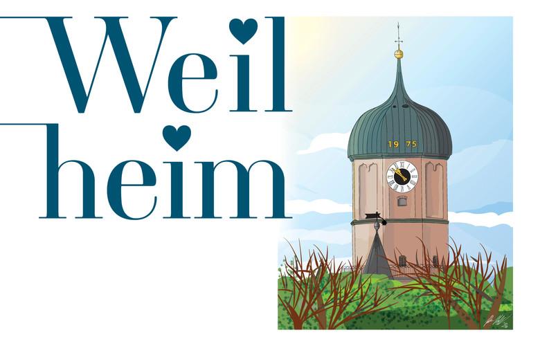 Cover-Erstellung für Facebook-Gruppe Weilheim