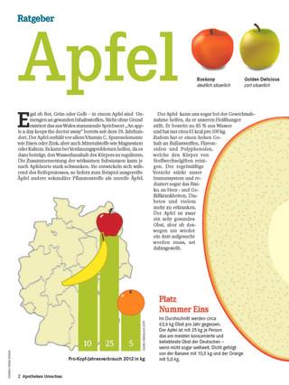 Wissensseite Apfel 1