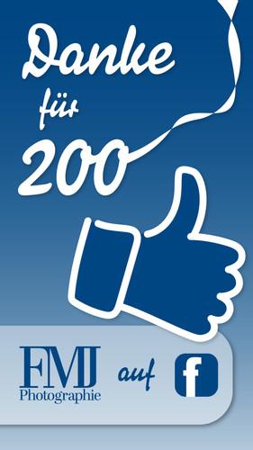 Jubiläums-Screen für Facebook Variante 1