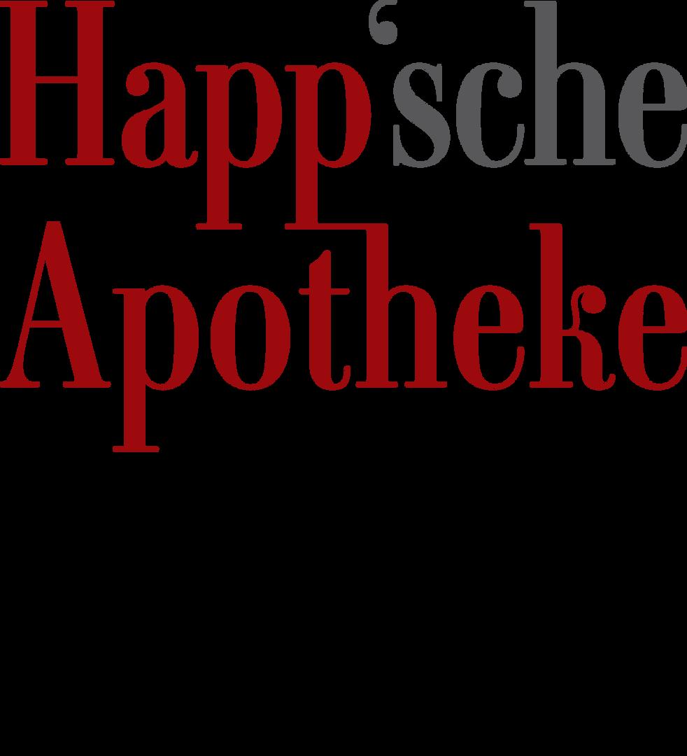 """Logoentwurf """"Happsche Apotheke"""""""
