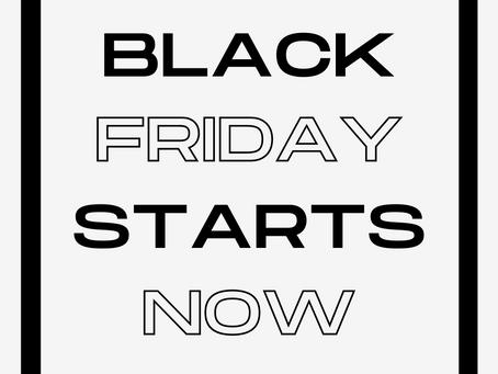 Blank Clothing Black Friday Sale