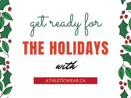 Athleticwear Holiday Gift Guide
