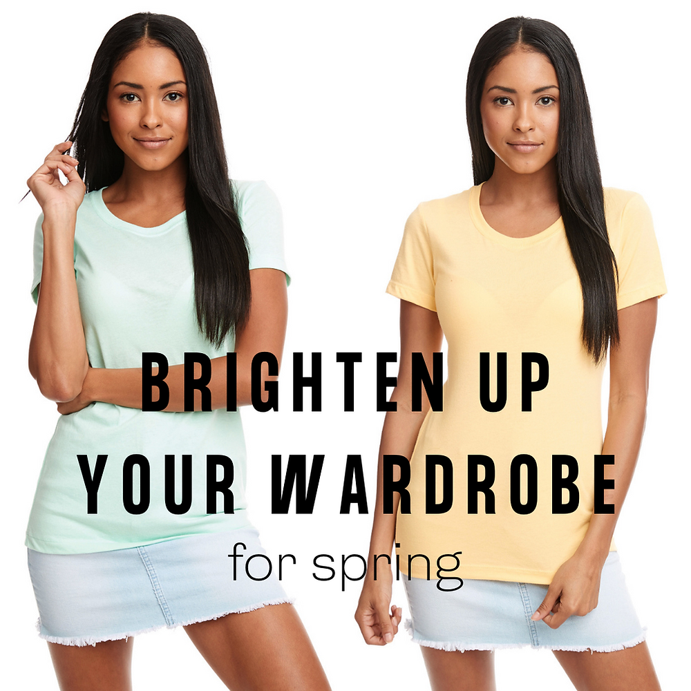 Brighten Up Your Wardrobe for Spring