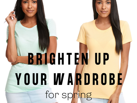 Spring Fashion Is Here