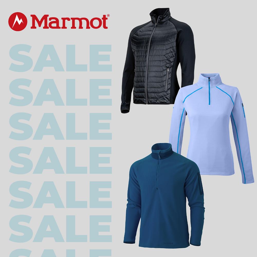 Marmot Sale!