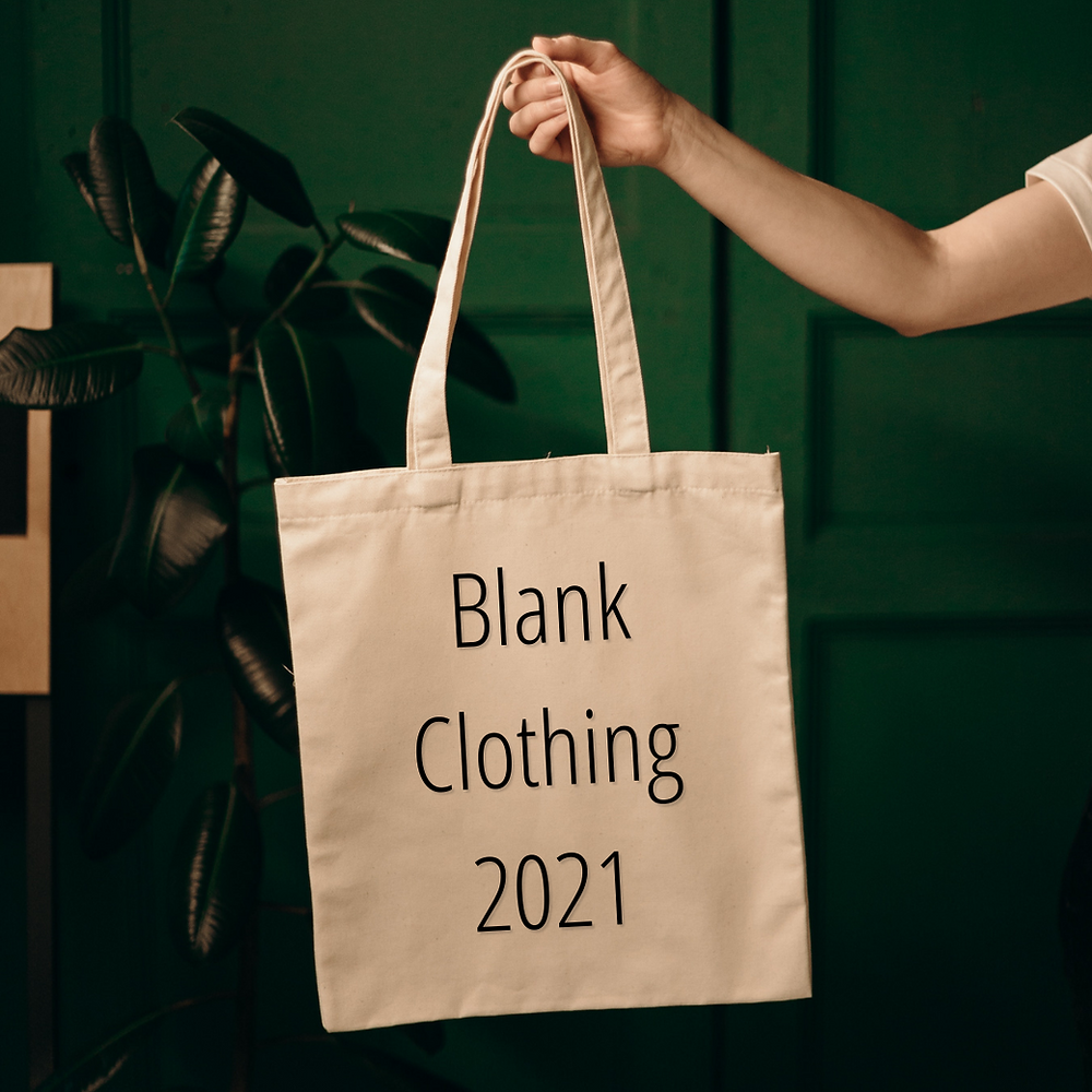 Blank Clothing 2021 Collection