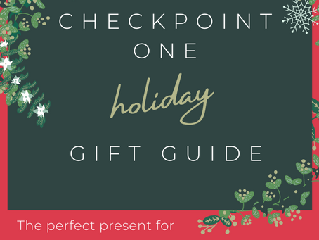 Checkpoint One Holiday Gift Guide- Hardgoods