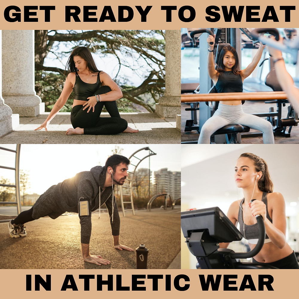 Get ready to sweat in athleticwear.ca