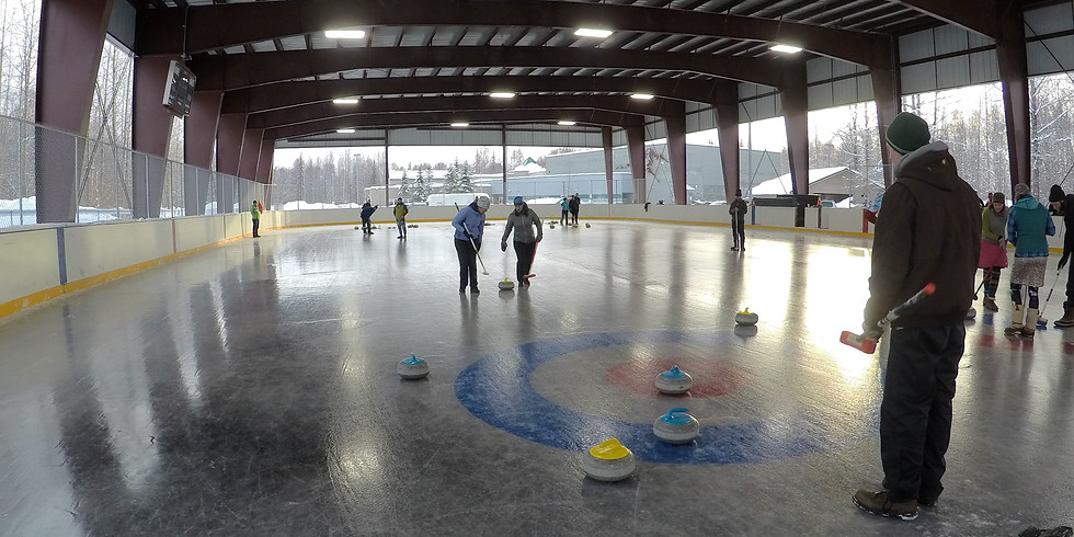 Learn to Curl 6:30p 2/18/21