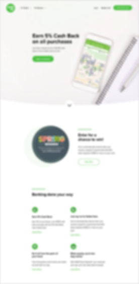 Green Dot Homepage 1