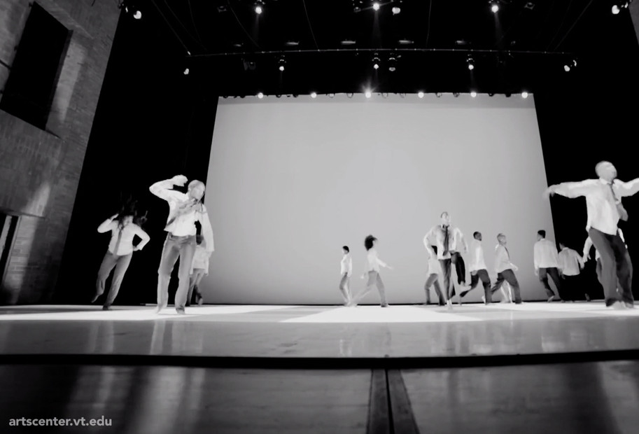 Moss Arts Center - Sankofa Danzanfro commercial
