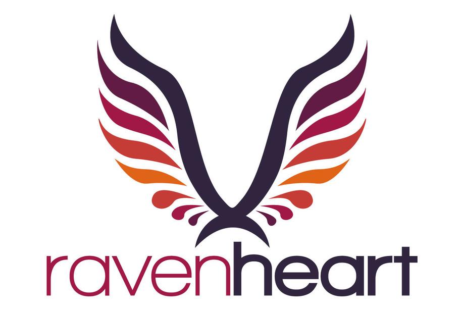 Raven Heart Press branding