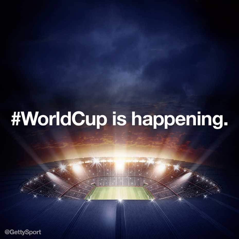 ╼ World Cup Coverage // Twitter