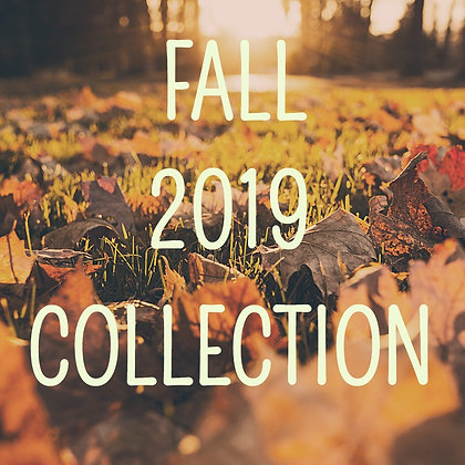 Fall 2019 Collection