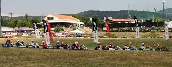 3ος Αγώνας Rotax Max Challenge