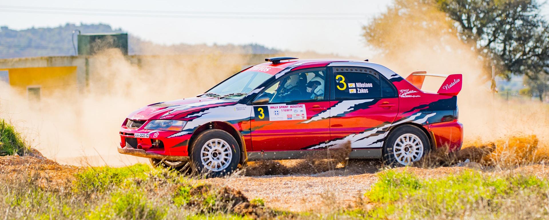 Rally Sprint Βοιωτίας
