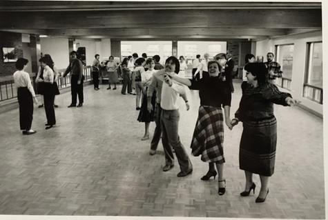 Danse sociale à la Maison du Brasseur Archives Musée de Lachine [P37]